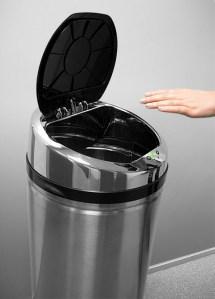 La poubelle qui parle, nouveau concept en vente près de chez vous