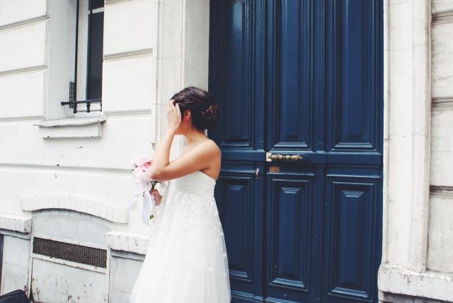 Noces de bois mariage