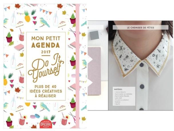 agenda diy 2017